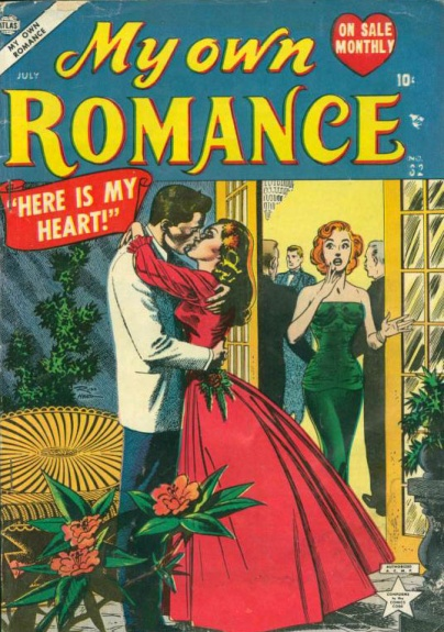 My Own Romance 32 Cover Image