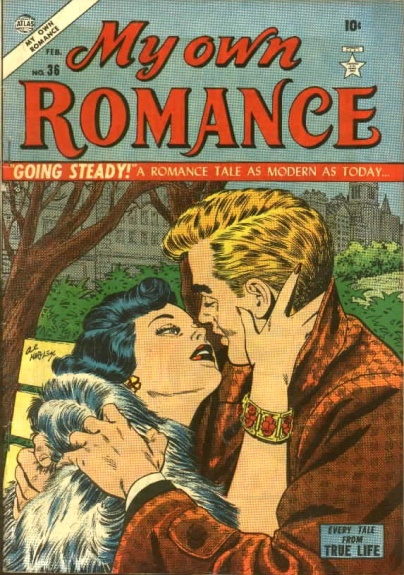 My Own Romance 36 Cover Image
