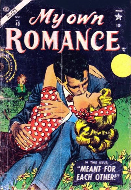 My Own Romance 40 Cover Image