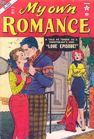 My Own Romance 41 Cover Image