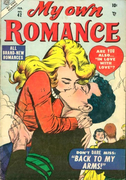 My Own Romance 42 Cover Image