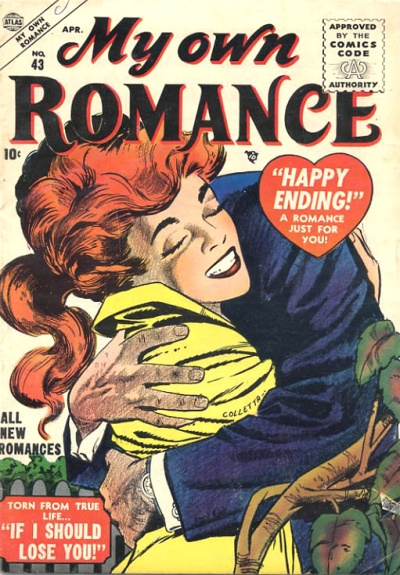My Own Romance 43 Cover Image