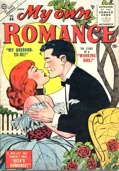 My Own Romance 44 Cover Image