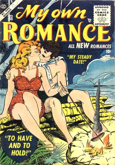 My Own Romance 45 Cover Image