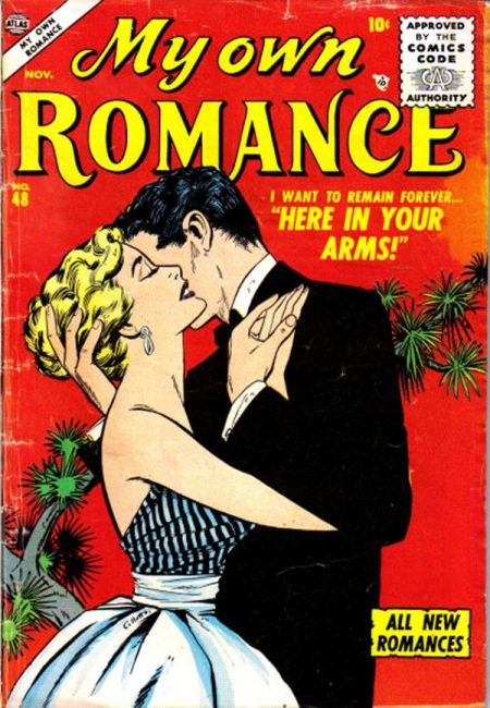 My Own Romance 48 Cover Image