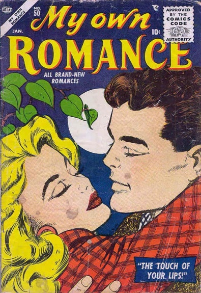 My Own Romance 50 Cover Image