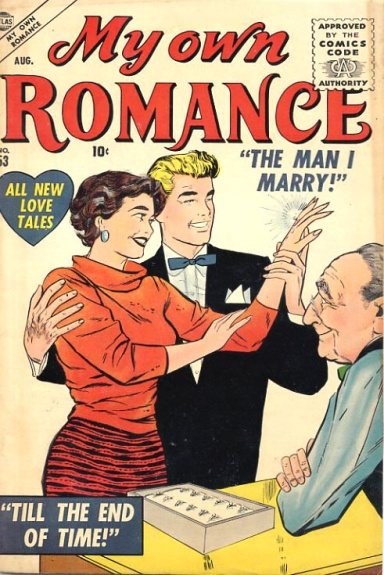 My Own Romance 53 Cover Image