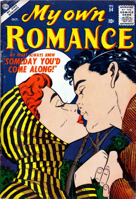 My Own Romance 54 Cover Image