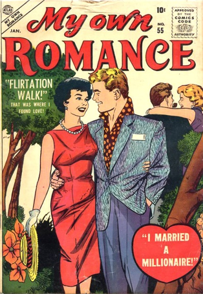 My Own Romance 55 Cover Image