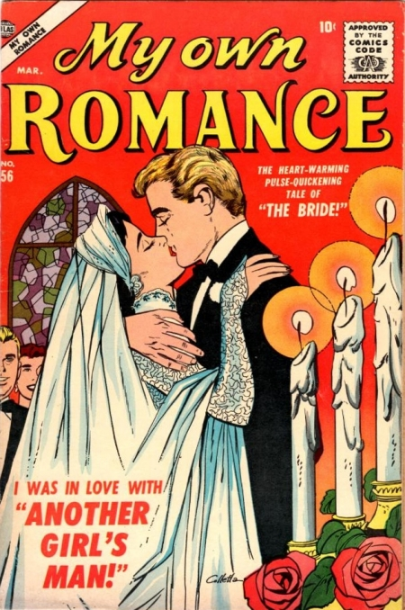 My Own Romance 56 Cover Image