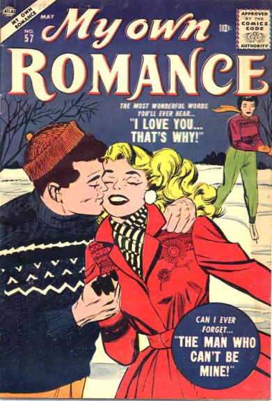 My Own Romance 57 Cover Image