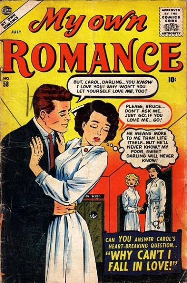 My Own Romance 58 Cover Image