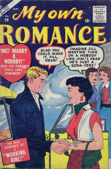 My Own Romance 59 Cover Image