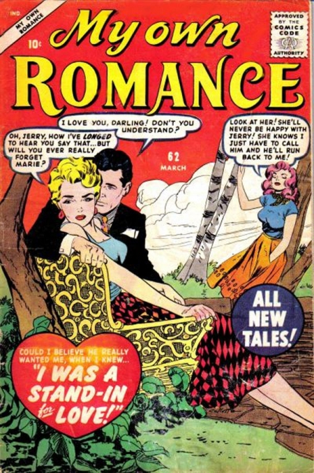 My Own Romance 62 Cover Image