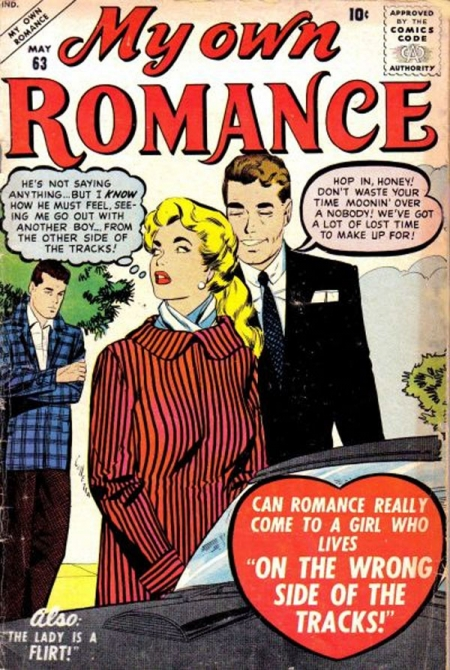 My Own Romance 63 Cover Image