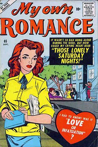 My Own Romance 65 Cover Image