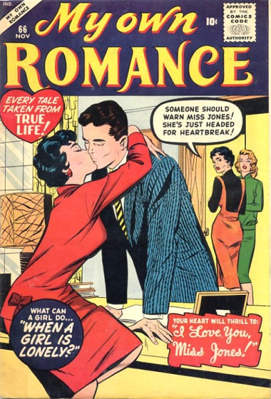 My Own Romance 66 Cover Image