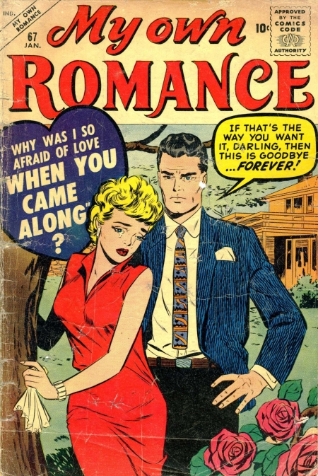 My Own Romance 67 Cover Image