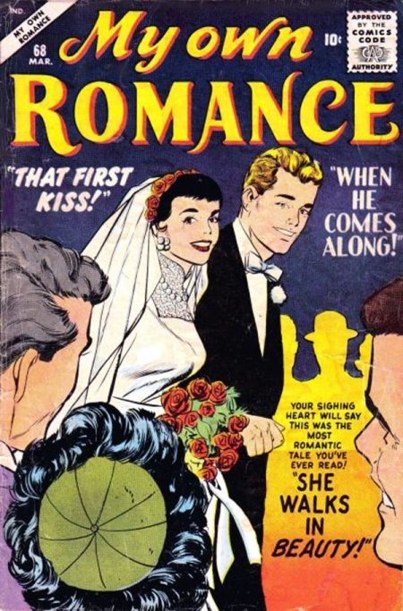 My Own Romance 68 Cover Image