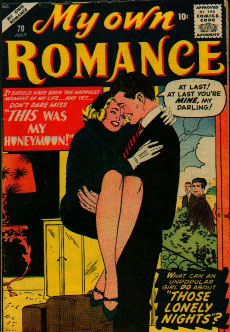 My Own Romance 70 Cover Image