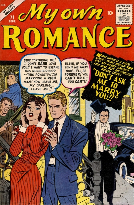 My Own Romance 71 Cover Image