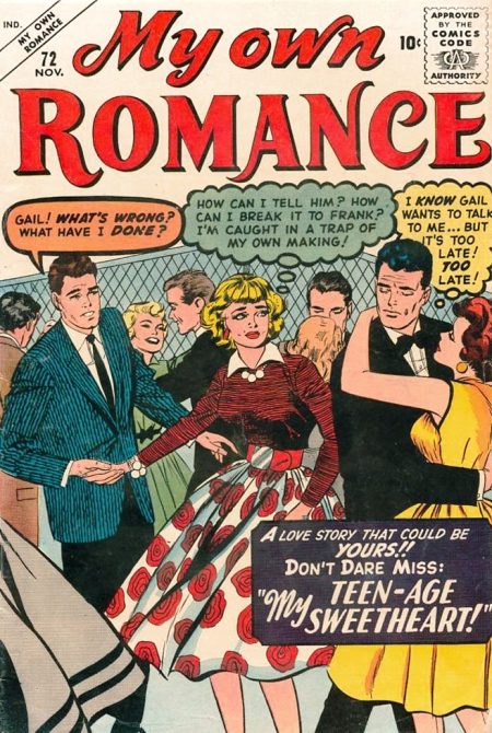 My Own Romance 72 Cover Image