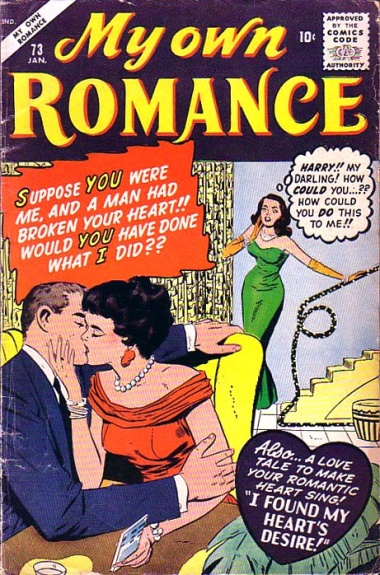 My Own Romance 73 Cover Image