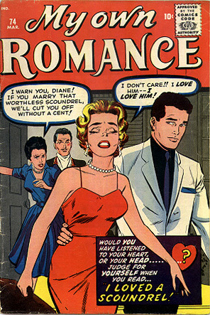 My Own Romance 74 Cover Image