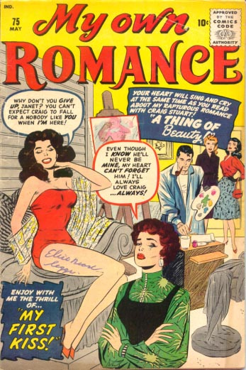 My Own Romance 75 Cover Image