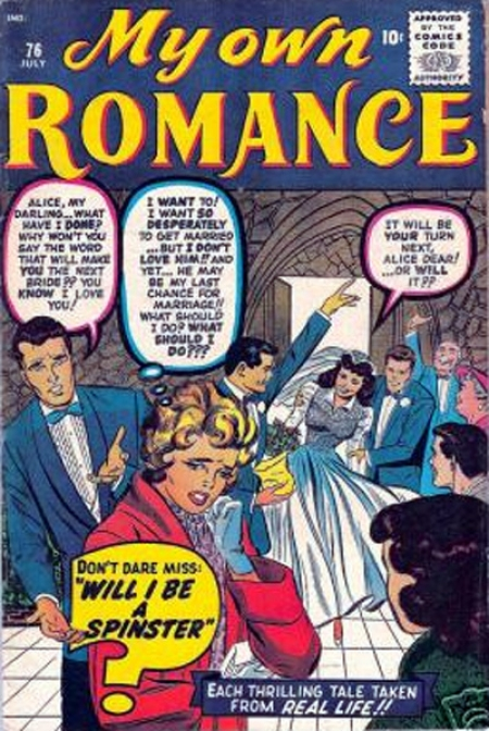 My Own Romance 76 Cover Image