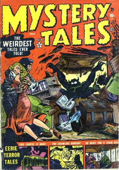 Mystery Tales 2 Cover Image