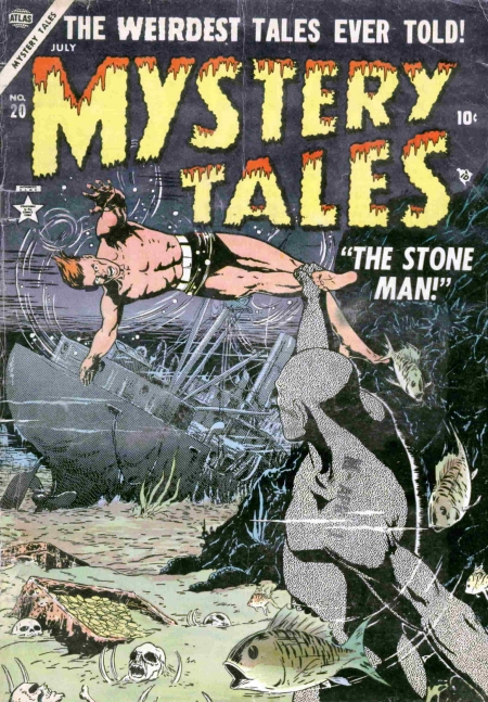 Mystery Tales 20 Cover Image