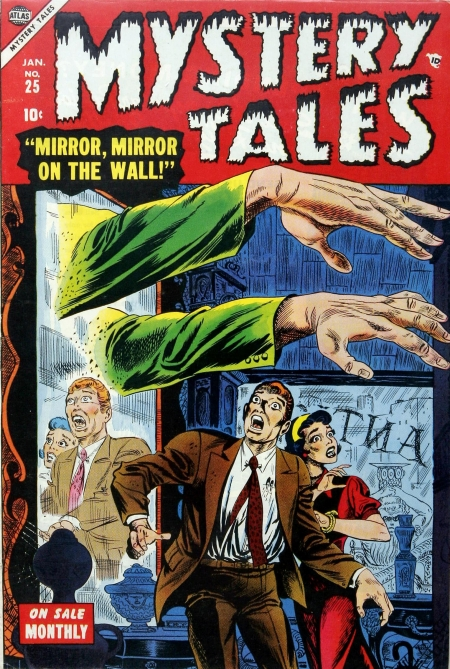 Mystery Tales 25 Cover Image