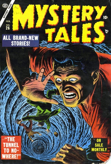 Mystery Tales 26 Cover Image