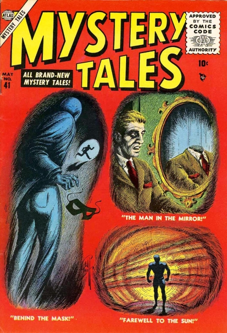 Mystery Tales 41 Cover Image