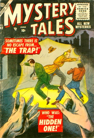 Mystery Tales 42 Cover Image