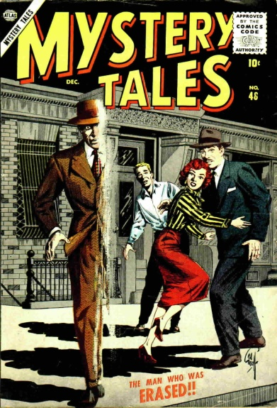 Mystery Tales 48 Cover Image