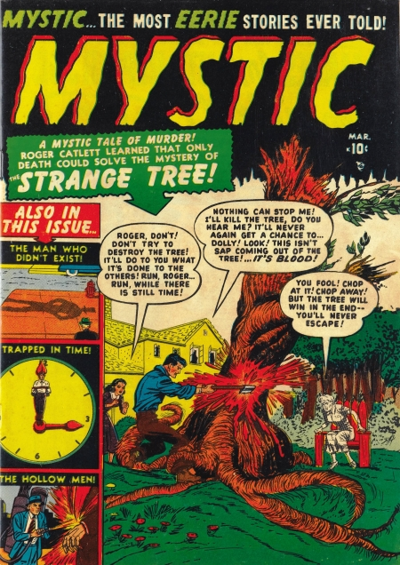 Mystic 1 Cover Image