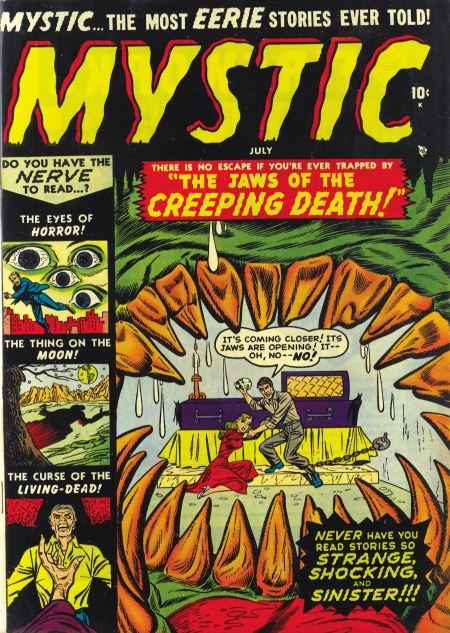 Mystic 3 Cover Image