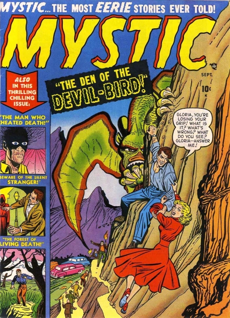 Mystic 4 Cover Image
