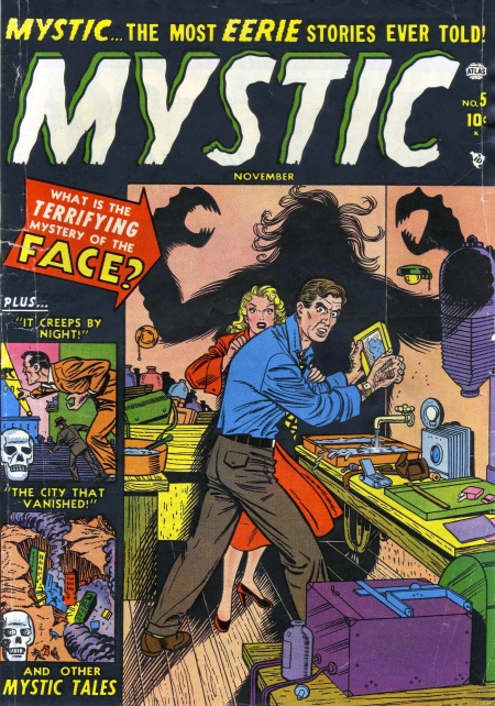 Mystic 5 Cover Image