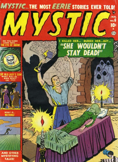 Mystic 6 Cover Image