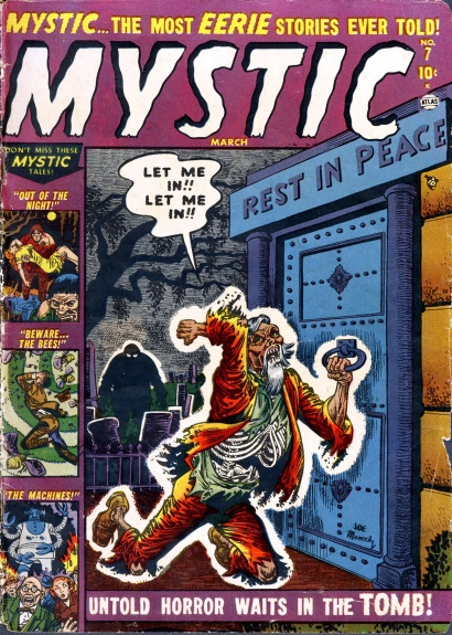 Mystic 7 Cover Image