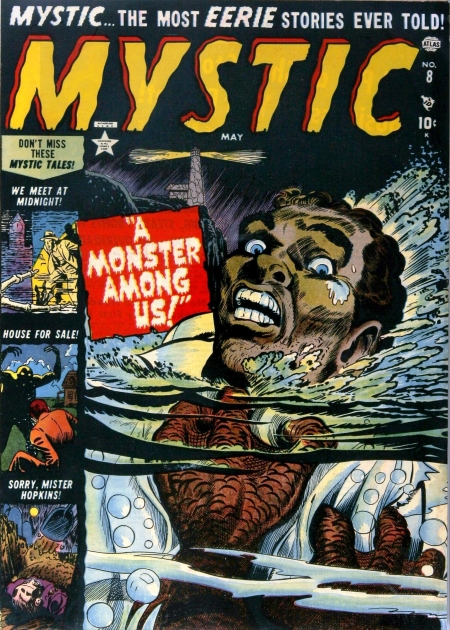 Mystic 8 Cover Image