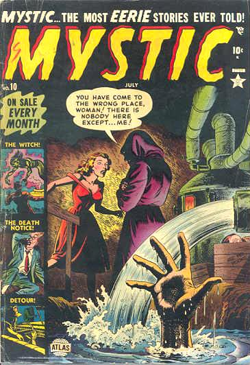 Mystic 10 Cover Image