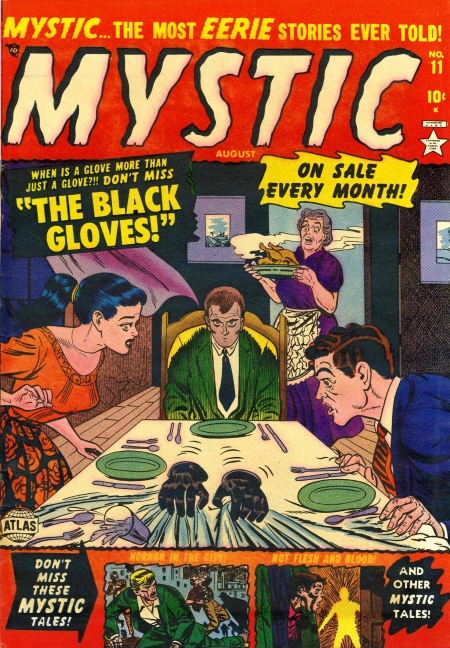 Mystic 11 Cover Image