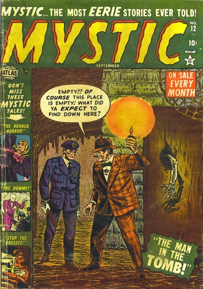 Mystic 12 Cover Image