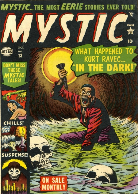 Mystic 13 Cover Image