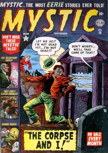 Mystic 14 Cover Image