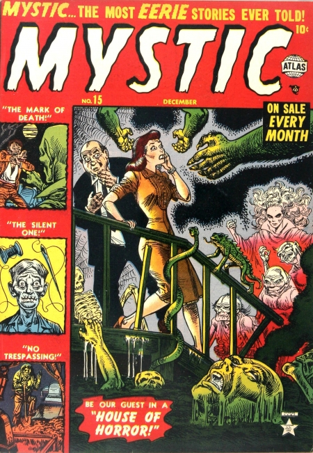 Mystic 15 Cover Image